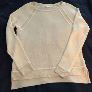 Madewell / Hi Line lightweight knit sweater XS